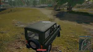 pubg network lag detected pubg outside zone find a car i m saved nope network lag
