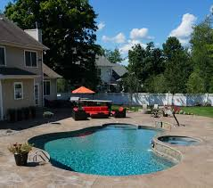 Pictures Of Inground Pools by Gallery Inground Pools U0026 Tubs U0026 Spas In Danbury Ct