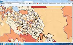 Map Of San Jose California by San Jose Ca Official Website Maps
