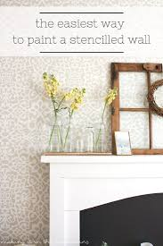best 25 wall stenciling ideas on pinterest painting walls
