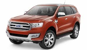 Ford Everest Facelift 2019 Ford Everest Usa Price Release Date Review Autocartrend Com