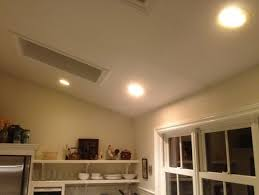Lighting Vaulted Ceilings Need To Upgrade Recessed Lights In My Vaulted Ceiling Regarding