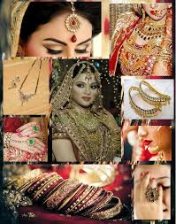 different types of indian bridal jewellery that every to be