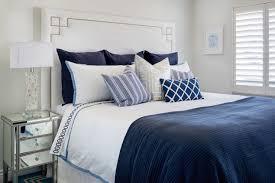 greek bedroom white headboard with greek key trim transitional bedroom