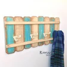 best 25 blue coat racks ideas on pinterest cabin bathroom decor