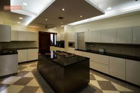 House Design With Kitchen 25 Gorgeous Kitchens Designs With Gypsum False Ceiling U0026 Lights