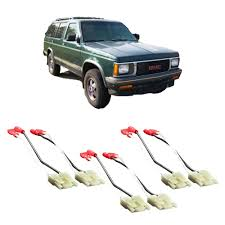 gmc jimmy 1994 gmc jimmy 1994 1994 factory speaker replacement connector harness