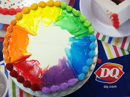 rainbow connection by sara beck i am a dq cake decorator in sioux