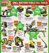 home depot black friday tools sale home depot black friday 2015 ad scan