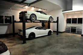 awesome car garages dream garages home design ideas and pictures