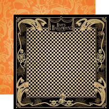 halloween rug collections echo park paper co trick or treat