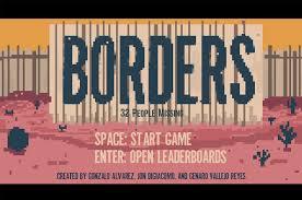 Bathroom Wallpaper Border Designs Descargas Borders U201d Indie Game Art Installation U2013 Gonzzink