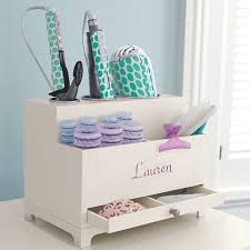 hair accessory organizer 11 clever hair dryer and curl iron storage ideas