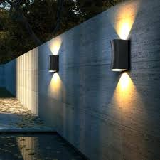 Outdoor Chandelier Canada Outdoor Contemporary Lighting Up Light Wall Scone Light Led