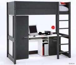 lit mezzanine avec bureau pas cher lit mezzanine bureau pas cher amazing lit mezzanine bureau