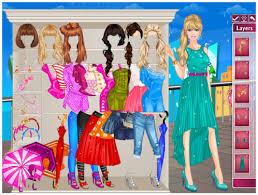 barbie dressup and makeup games free online style guru fashion