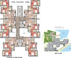 elara 4 bedroom suite floor plan 1944 sq ft 3 bhk 3t apartment for sale in puravankara windermere