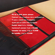 large capacity photo albums blingird frameless 600pcs leather quality large capacity
