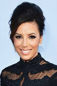 chicano hairstyle eva longoria graduates with master s in chicano studies pret a