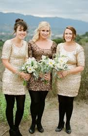 sequined bridesmaid dresses are the most fun new trend photos