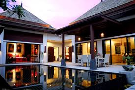 asia villa the bell pool villa resort asia travel and leisure guides for