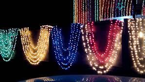 kothi decoration lights