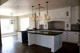 clear glass pendant lights for kitchen island 65 exles stunning clear glass pendant lights kitchen island