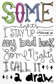 quote drawings drawn quote song lyric pencil and in color drawn quote song lyric