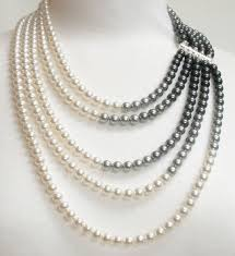 necklace pearl designs images Statement pearl necklace ideas for modish girls jpg