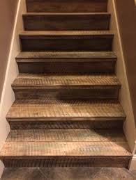 wood look tiles stairs floor ideas pinterest tile stairs