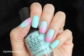 nail art pastel u0026 bold nails for spring 26gnai polished