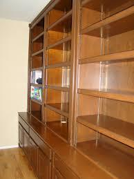 bookcases u2014 wood gem custom cabinets