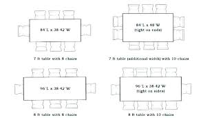 standard height of light over dining room table standard dining room table standard dining room table size photo of
