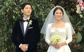 wedding dress song reveals how song hye kyo s wedding dress was made world