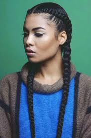 african american two french braid hairstyles u2013 different french