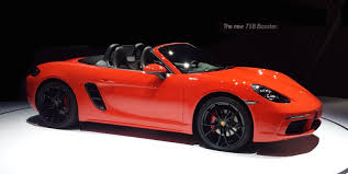 2017 2018 porsche 718 boxster for sale in your area cargurus