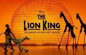 disney the lion king award winning best musical