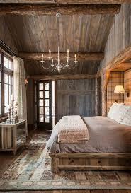 log cabin bedroom set orange green purple pouffe blue pom pom