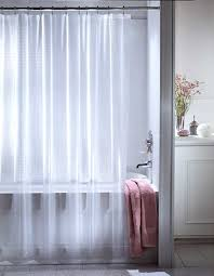 Sheer Shower Curtains Sheer Shower Curtain Decorations Shower Curtains With Valance