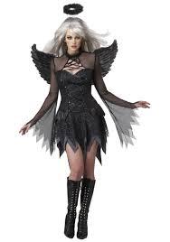 plus size womens sultry fallen angel costume jpg