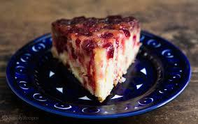 cranberry upside down cake recipe simplyrecipes com