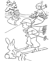 printable 41 preschool winter coloring pages 8169 winter