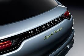 porsche concept porsche panamera sport turismo at the geneva motor show by car