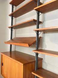 interior cool storage shelves modular display shelves white wire