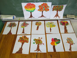 wesselworld living loving and laughing autumn trees 3rd
