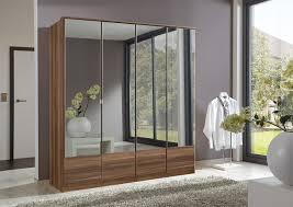 Next Mirrored Bedroom Furniture Imago 4 Door Mirrored Wardrobe Amazon Co Uk Kitchen U0026 Home