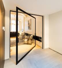 Floor 360 by These Large Pivoting Doors Are Designed To Revolve 360 Contemporist