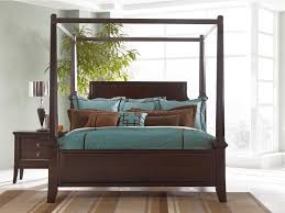 canopy bed design idea for modern bedroom andrea outloud