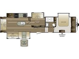 Cougar 5th Wheel Floor Plans 2018 Keystone Cougar 359mbi Lakewood Nj Rvtrader Com