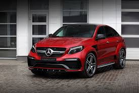mercedes benz jeep red tuning mercedes benz gle coupe 63 s inferno topcar